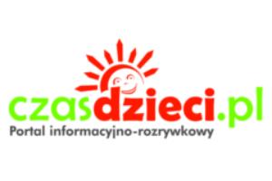Logo - czas-dzieci-www