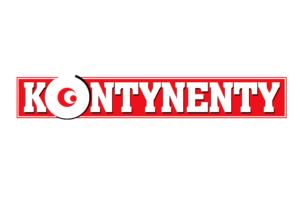 Logo - kontynenty