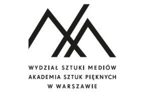 Logo - sztuka-mediów