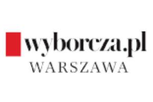 logo - Wyborcza Warszawa