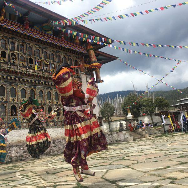Obraz wpisu - Podróż przez Bhutan – pokaz slajdów Felicji Bilskiej