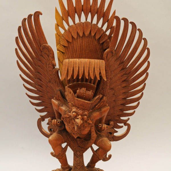 Obraz wpisu - Sculpture – Eagle Garuda
