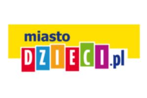 Logo - miasto dzieci – www