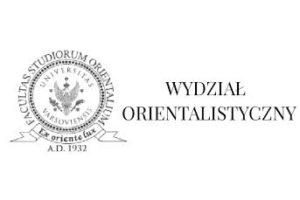 logo Wydział Orientalistyczny