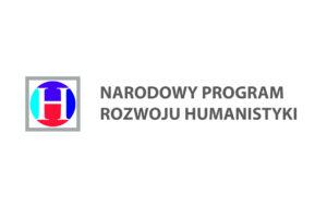 logo - Narodowy Program Rozwoju Humanistyki