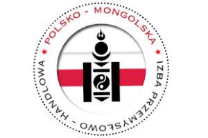 logo Polsko-Mongolskiej Izby Przemysłowo-Handlowej