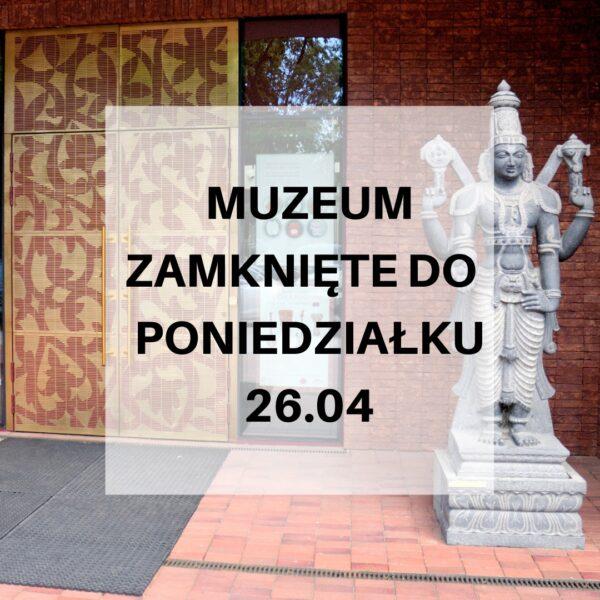 Obraz wpisu - Muzeum zamknięte dla zwiedzających