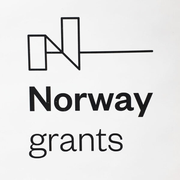 Obraz wpisu - logo with the Norway grants writing